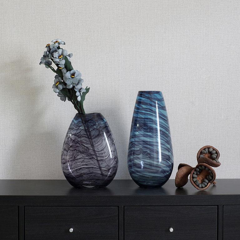 Artful Fluid Vase Vases