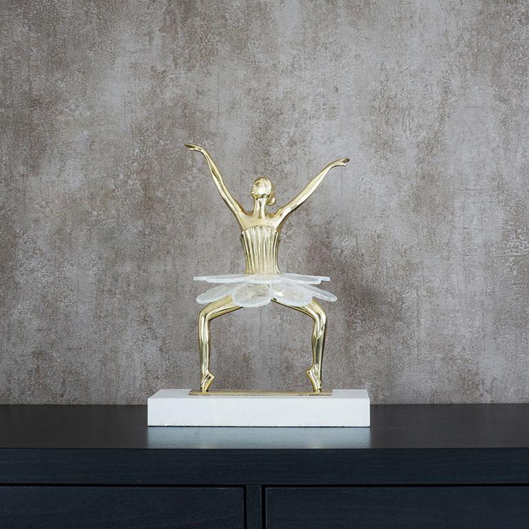 Miss Ballerina Figurine Sculptures & Figurines