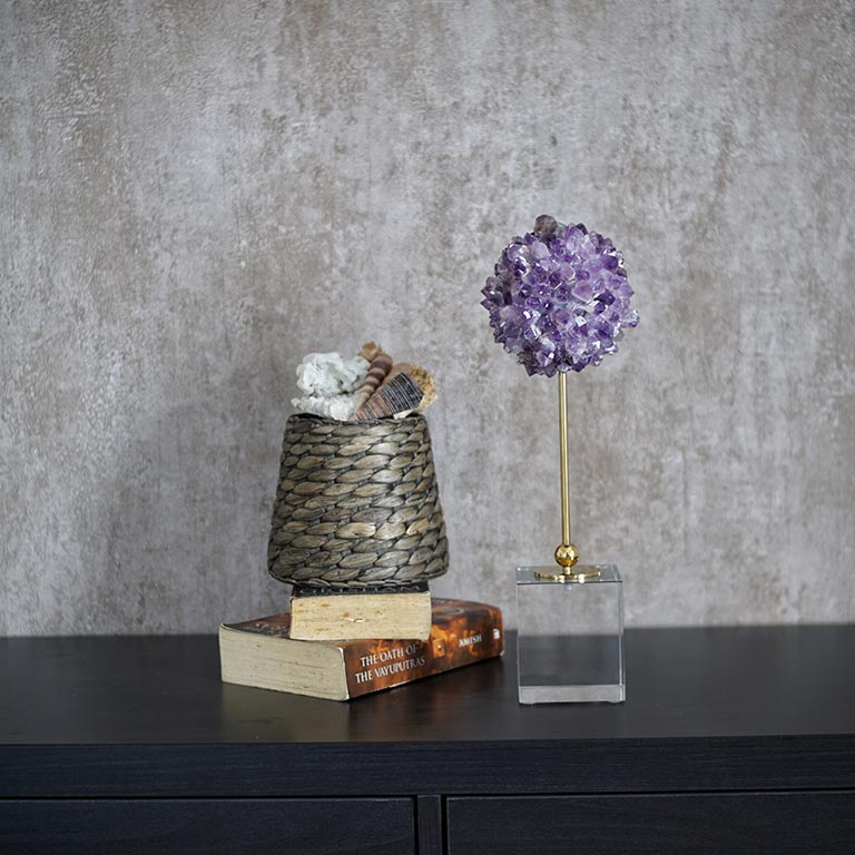 The Crystal Bloom Showpiece (Small) Showpieces
