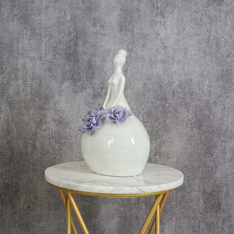 Floral Beauty Figurine S Sculptures & Figurines