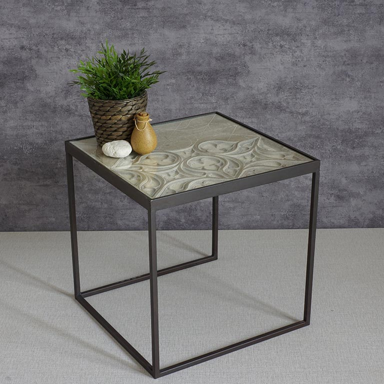 Buy European Cuppa Coffee Table Small Online Beige And Wenge