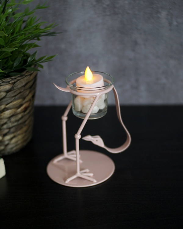 Flamingo Candle Holder (S) Candle Holders