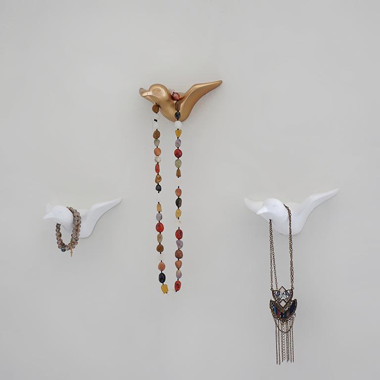 The Bird Wall Hangers (Set Of 3) Wall Hangings
