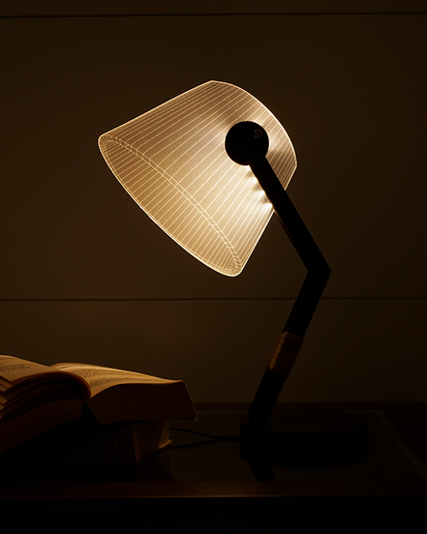Artistic Glow Lamp Table Lamps