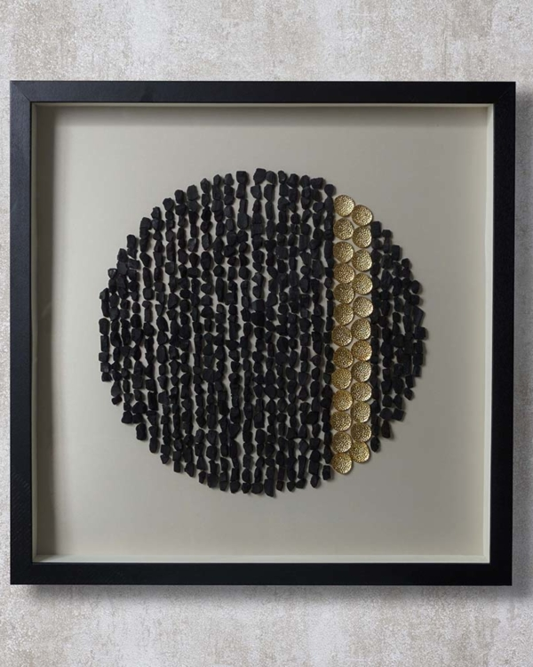 Pebble Art Wallpiece Wall Hangings