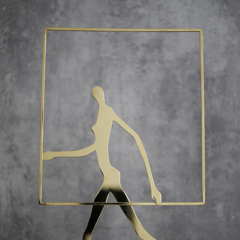 Man In The Box Figurine Sculptures & Figurines