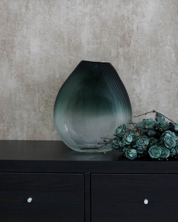 Due Drop Vase (S) Vases