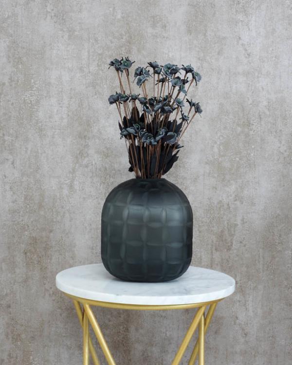 Round Embossed Vase Vases