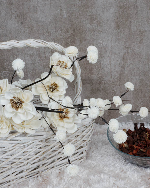 Bloom For Your Rooms(1 PC) Artificial Flowers & Potpourris