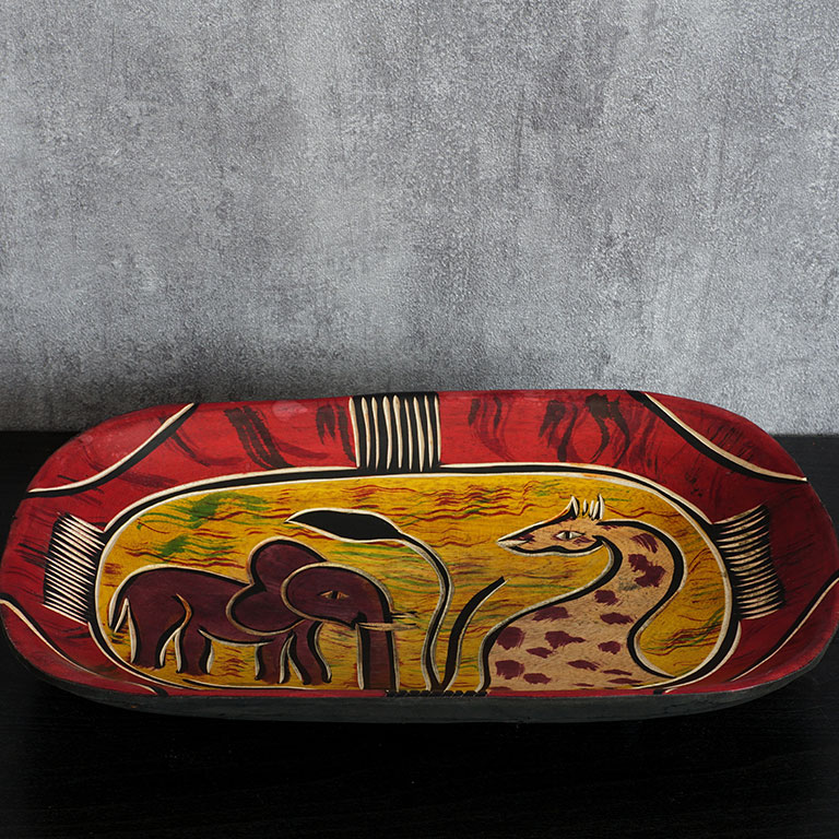 African Mozambique Handcrafted Bowls Exclusive Classics