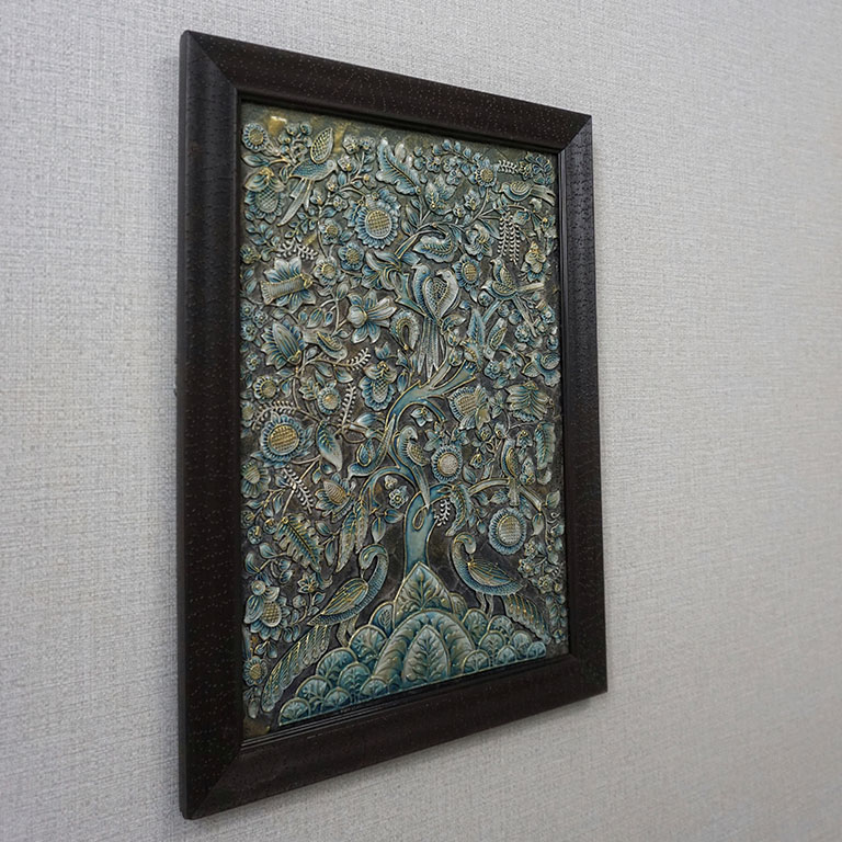 Ethnic Marble Dust Art Exclusive Classics