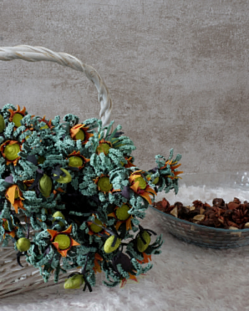 Artificial Blooms for Home, Luxury Decor Online at Beigeandwenge