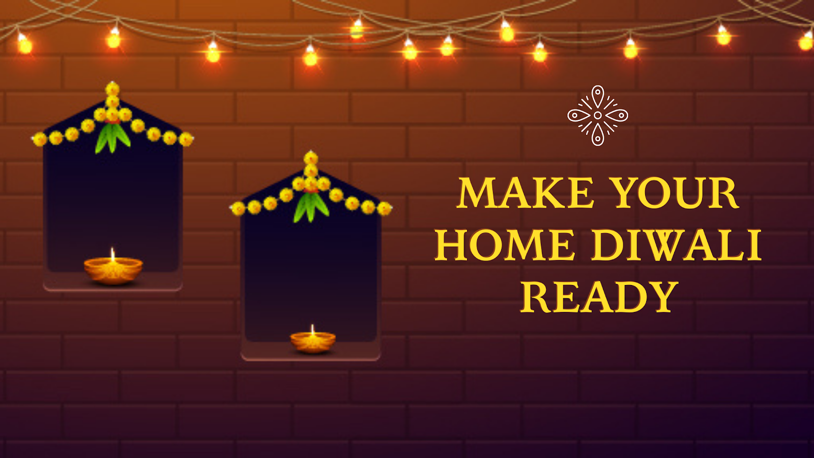 Make Your Home Diwali Ready